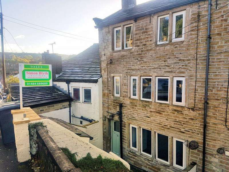 2 Bedrooms Cottage House for rent in Greenfield Road, Holmfirth