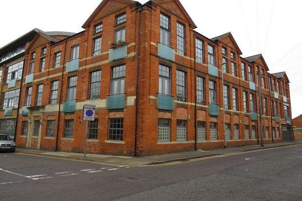 2 Bedrooms Apartment Flat for sale in Grove Works, 40 Grove Road, Northampton, NN1