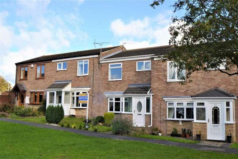 3 Bedrooms Terraced House for sale in Church Close, Kirk Merrington