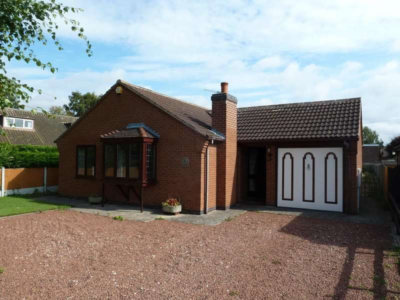 3 Bedrooms Detached Bungalow for sale in Little Top Lane, Lound, Retford