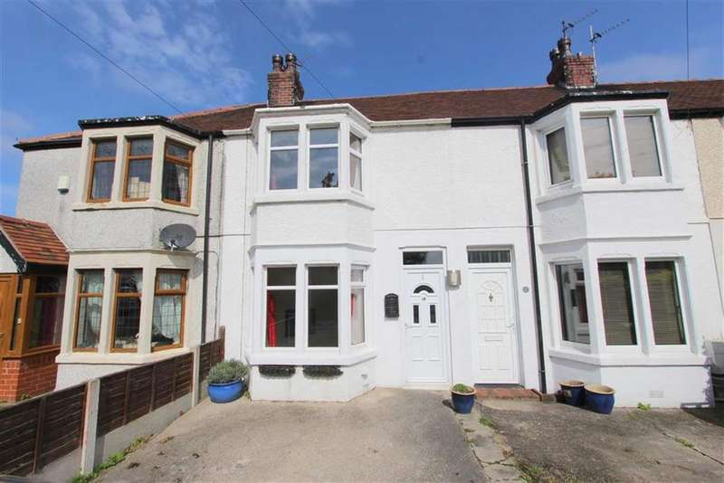 3 Bedrooms Terraced House for sale in School Road, Blackpool