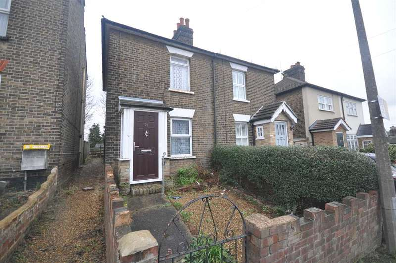 2 Bedrooms Semi Detached House for sale in Milton Road, Brentwood