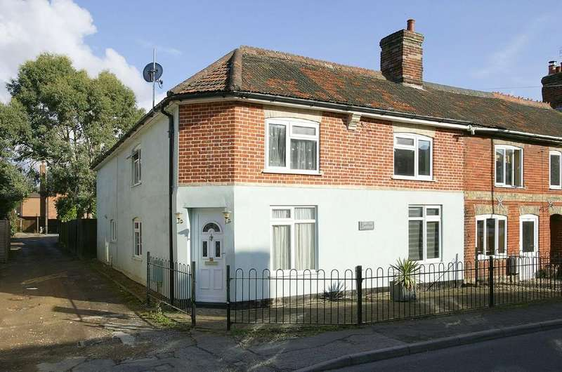 5 Bedrooms End Of Terrace House for sale in Southend, Dereham