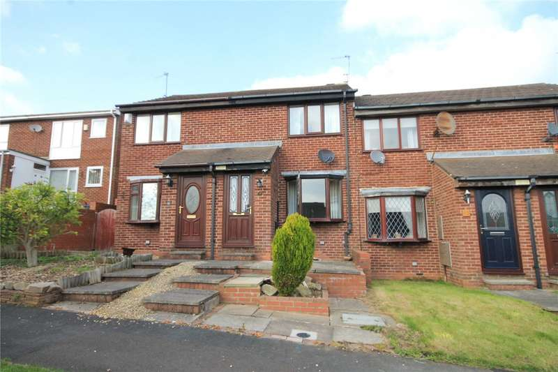 2 Bedrooms Terraced House for sale in Kinross Drive, East Stanley, Stanley, DH9