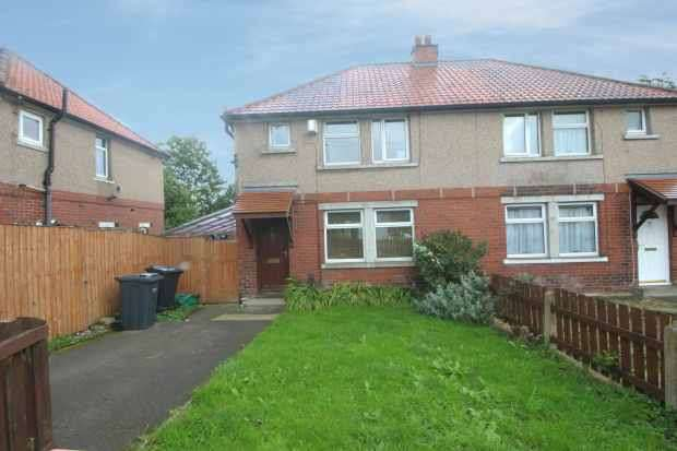 3 Bedrooms Semi Detached House for sale in Rhodesway, Bradford, West Yorkshire, BD8 0DN