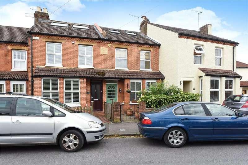 3 Bedrooms Terraced House for sale in Bourne Avenue, Windsor, Berkshire, SL4