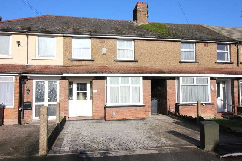 3 Bedrooms Terraced House for sale in Westmorland Avenue, Luton, Bedfordshire, LU3 2PT