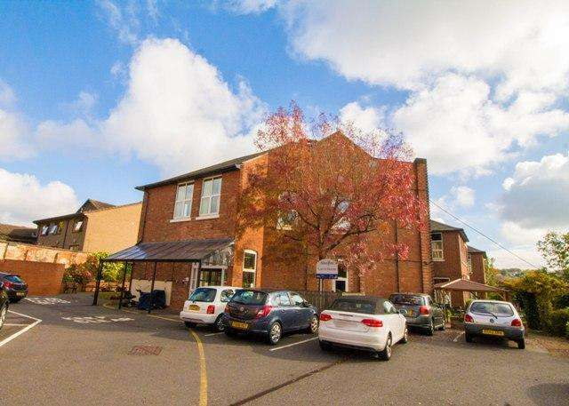 1 Bedroom Retirement Property for sale in Larch House, Sherwood, Nottingham, NG5 3BB