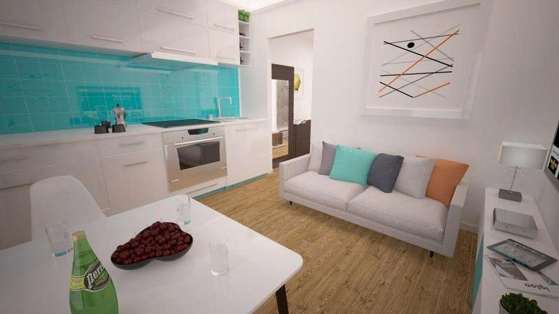 2 Bedrooms Apartment Flat for sale in LightBox, Hallam Lane, Sheffield S1
