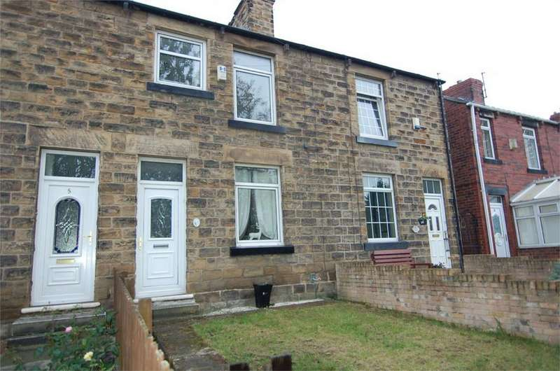 3 Bedrooms Terraced House for sale in Rosebery Street, Barnsley, South Yorkshire