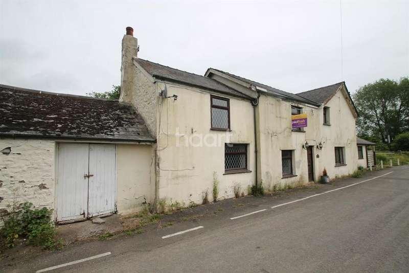 3 Bedrooms Detached House for sale in Bishton House, Bishton, Newport