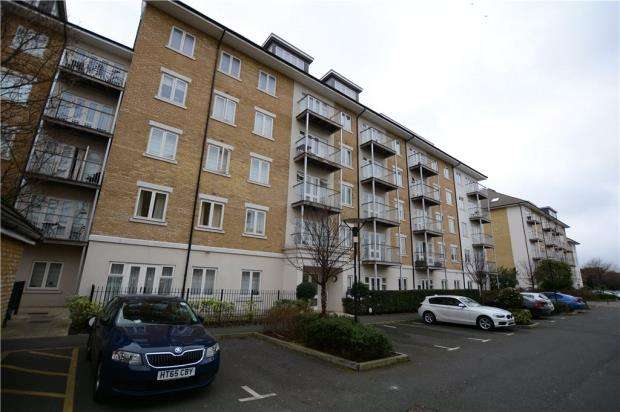 1 Bedroom Apartment Flat for sale in Hurley House, 31 Park Lodge Avenue, West Drayton