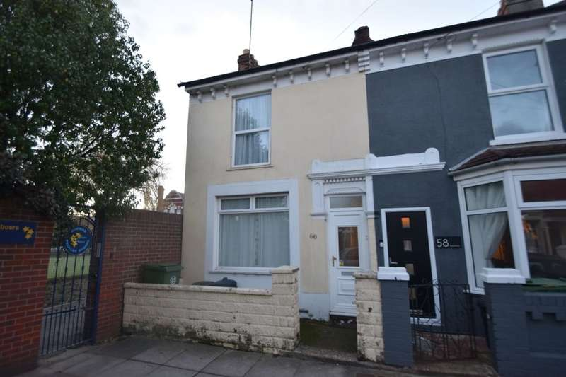 2 Bedrooms Property for sale in Highgate Road, Portsmouth, PO3