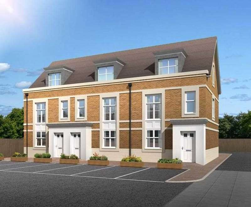 3 Bedrooms Town House for sale in Chapel Mews, Canterbury Road, Margate