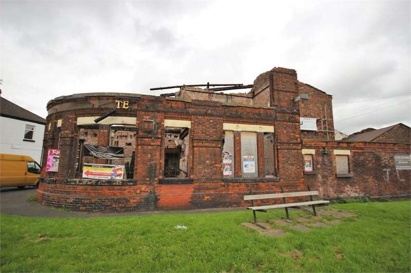 Land Commercial for sale in Albert Road, WIDNES, Cheshire