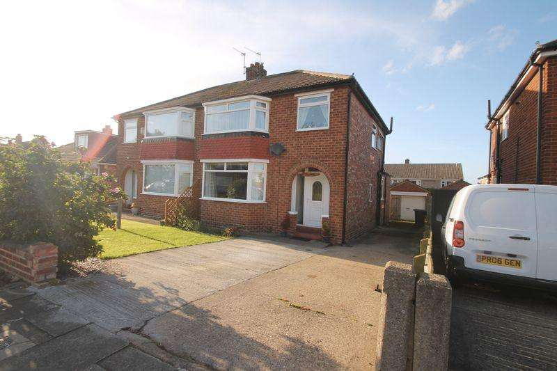 3 Bedrooms Semi Detached House for sale in Malvern Drive, Brookfield