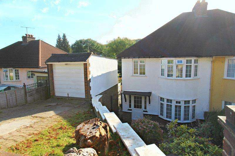 3 Bedrooms Semi Detached House for sale in Stafford Road, Caterham