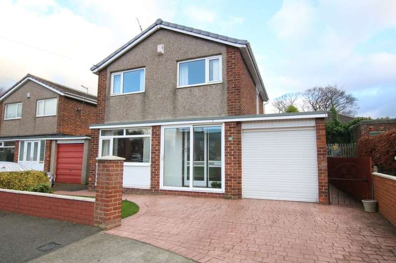 3 Bedrooms Detached House for sale in Manor Park, Washington, NE37