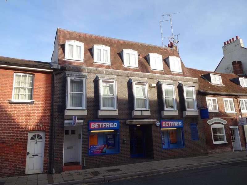 2 Bedrooms Flat for sale in 10 East Street, Blandford Forum DT11