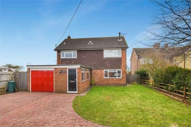 5 Bedrooms Detached House for sale in Station Road, Quainton, Buckinghamshire. HP22 4BX
