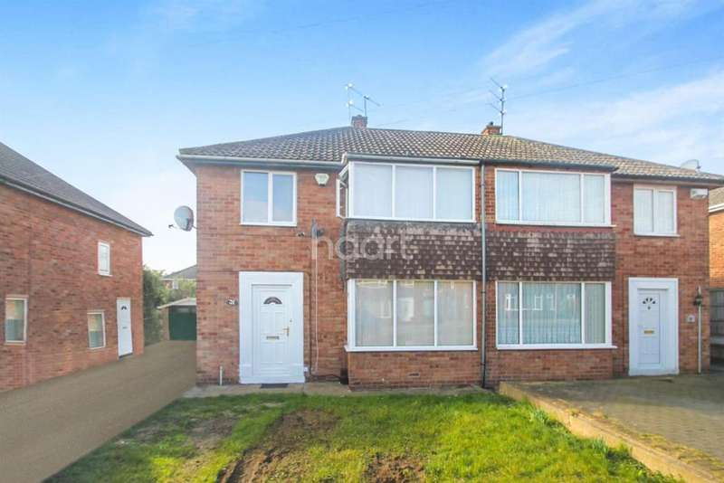 3 Bedrooms Semi Detached House for sale in Wicklow Road, Intake, Doncaster