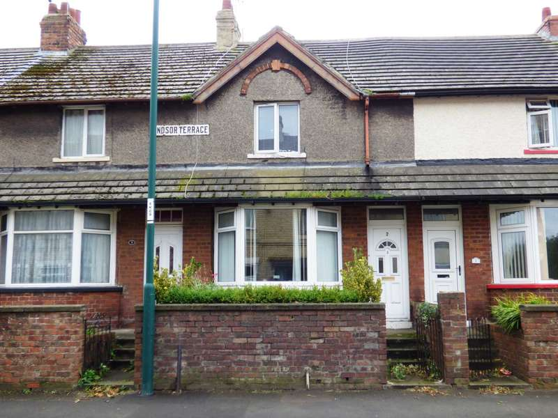 3 Bedrooms Terraced House for sale in Windsor Terrace, Loftus
