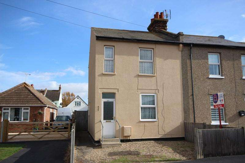 2 Bedrooms Semi Detached House for sale in London Road, Great Clacton