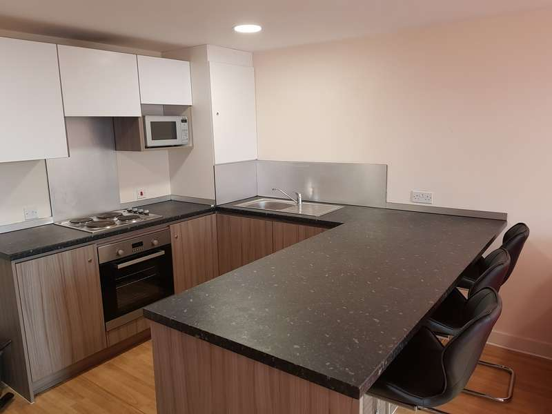 1 Bedroom Property for sale in The Cube, Bradshawgate, Bolton, BL1
