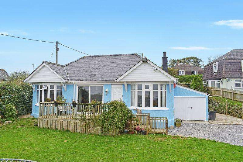 2 Bedrooms Detached Bungalow for sale in Dobwalls, Cornwall