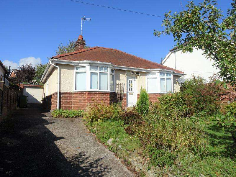 2 Bedrooms Detached Bungalow for sale in Box lane, Wrexham