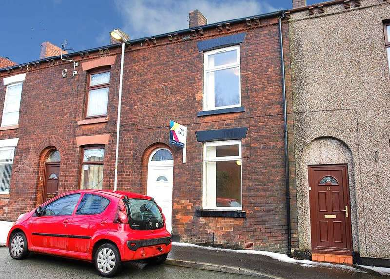 2 Bedrooms Terraced House for sale in Watts Street, Hollins, Oldham