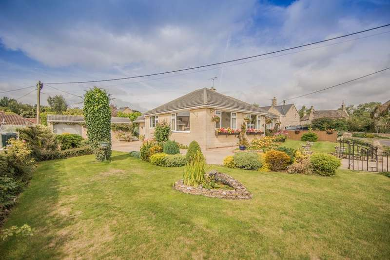 3 Bedrooms Detached Bungalow for sale in Neston, Corsham