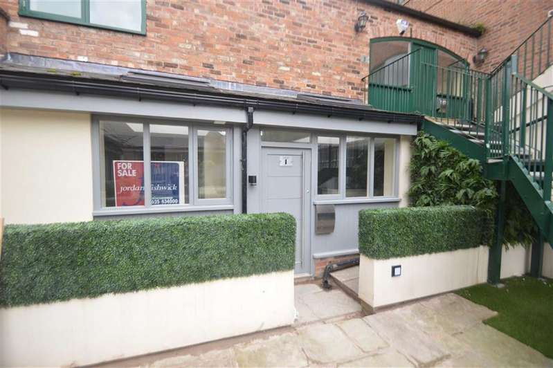 1 Bedroom Apartment Flat for sale in Pickford Street, Macclesfield