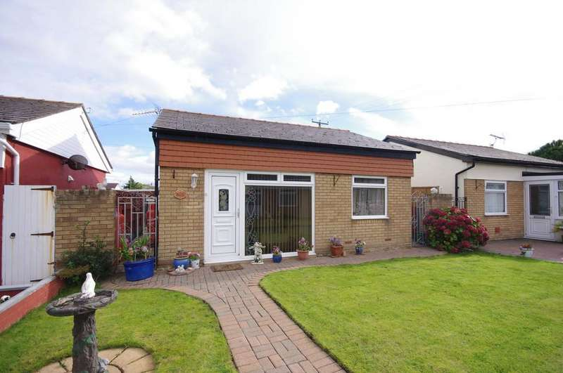 2 Bedrooms Detached Bungalow for sale in Willow Grove, Talacre