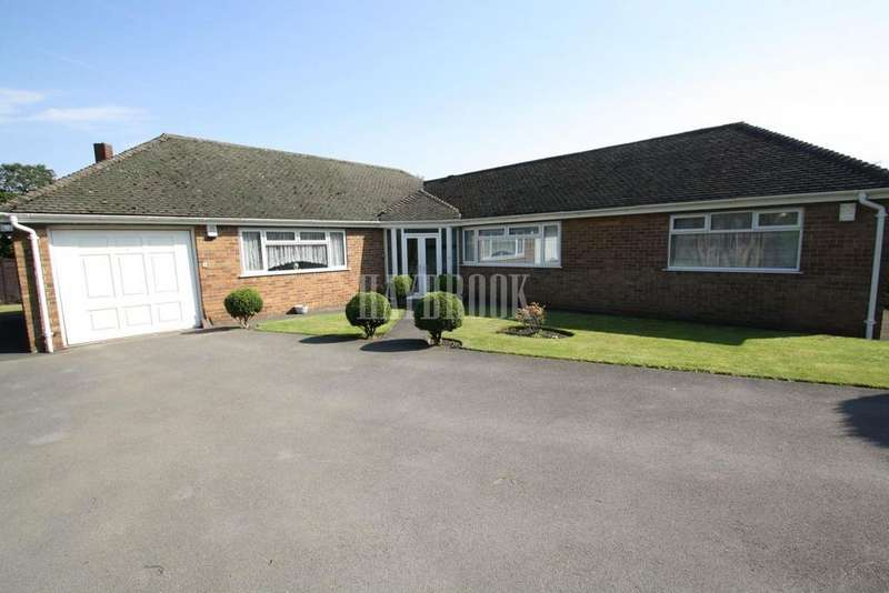 3 Bedrooms Bungalow for sale in Grassthorpe Road, Gleadless, S12