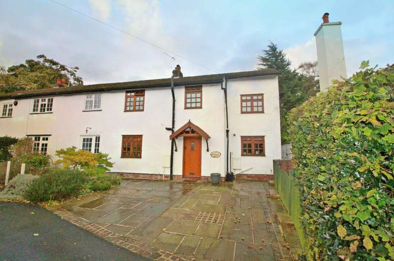 2 Bedrooms Cottage House for sale in POYNTON (WATERLOO ROAD)