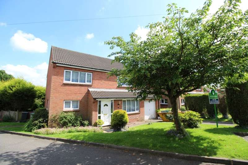 4 Bedrooms Detached House for rent in Copsewood, South Normanton, Alfreton, DE55