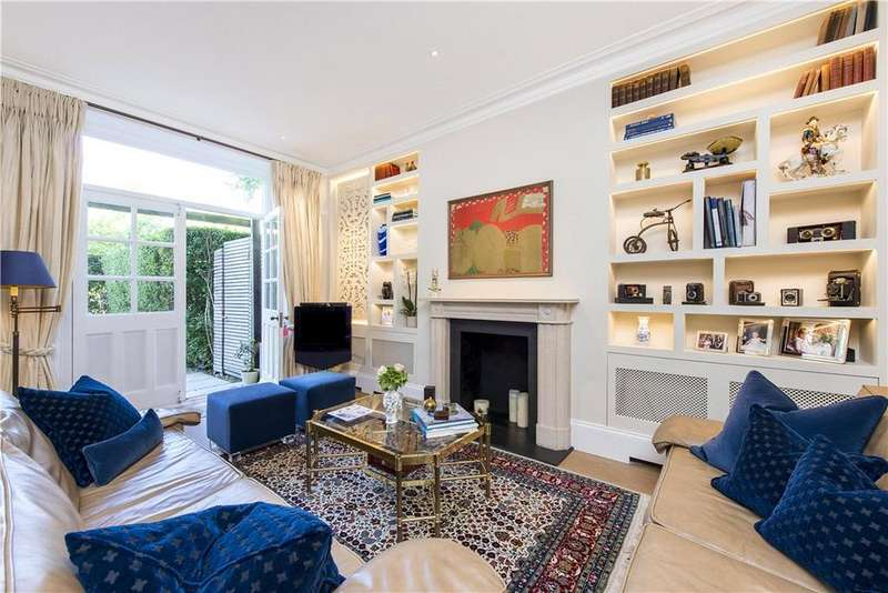 3 Bedrooms Flat for sale in Lampard House, 8 Maida Avenue, London, W2