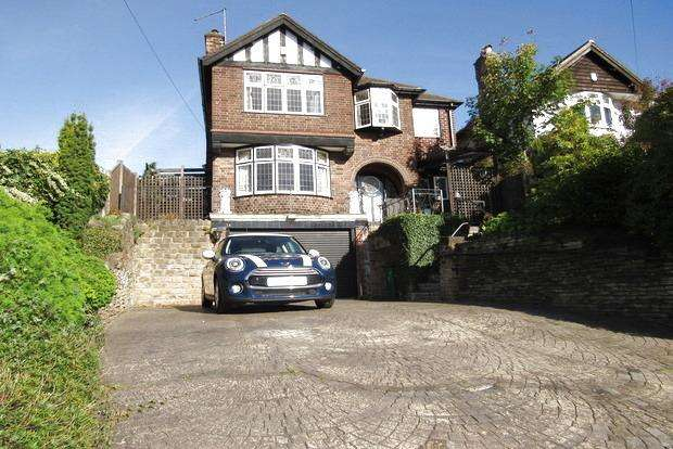 4 Bedrooms Detached House for sale in Compton Road, Sherwood, Nottingham, NG5