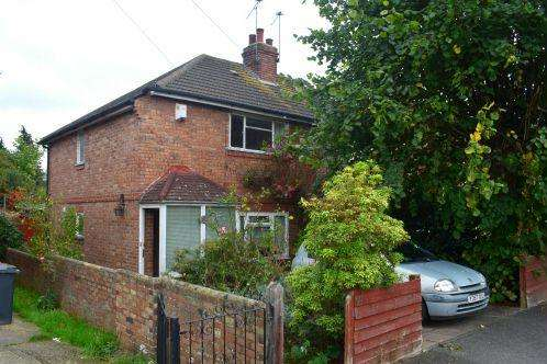 3 Bedrooms Semi Detached House for sale in Salisbury Avenue, Slough