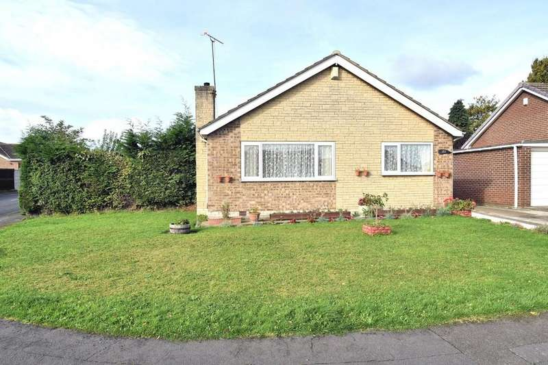 3 Bedrooms Detached Bungalow for sale in Harlington Road, Mexborough, Mexborough
