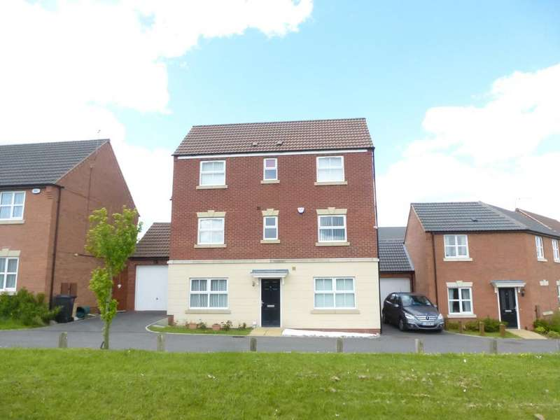 5 Bedrooms Detached House for sale in Hamilton, Leicester LE5