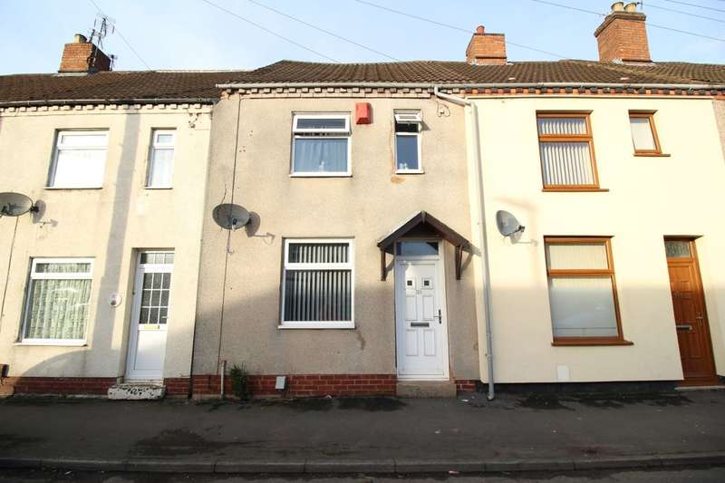 3 Bedrooms Terraced House for sale in Newtown Road, Bedworth, CV12