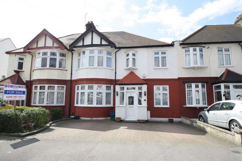 4 Bedrooms Semi Detached House for sale in ROSEMARY DRIVE, REDBRIDGE