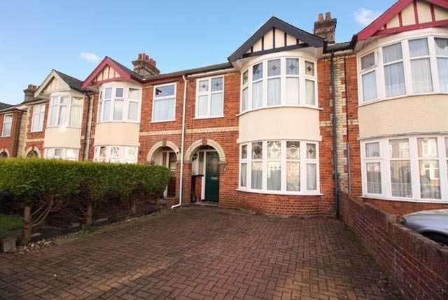 3 Bedrooms Terraced House for sale in Beech Grove, Ipswich