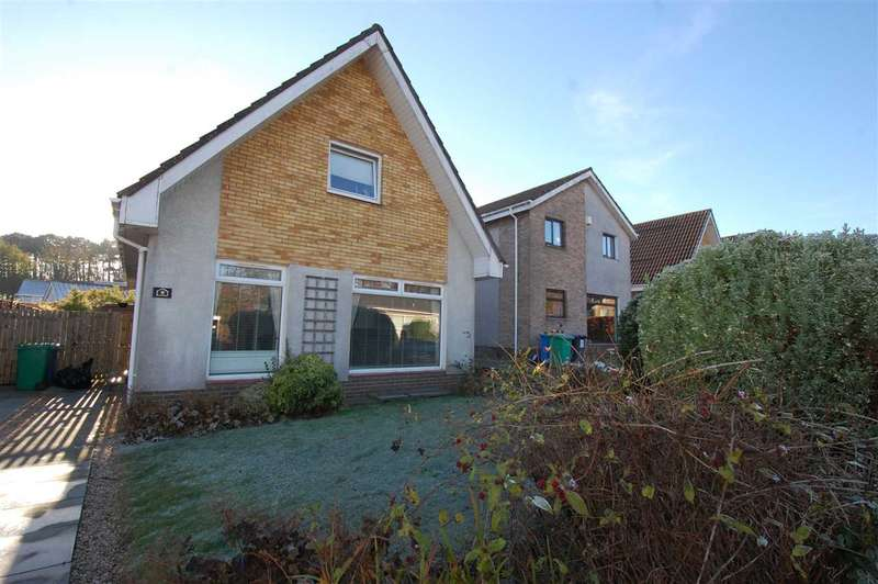 3 Bedrooms Detached Villa House for sale in Carcraig Place, Dalgety Bay