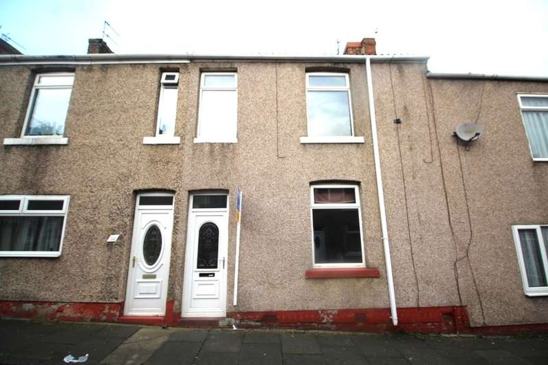 3 Bedrooms Terraced House for sale in South Street, Spennymoor, DL16
