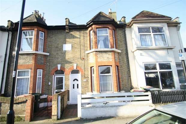 3 Bedrooms Terraced House for sale in Third Avenue, Manor Park, London