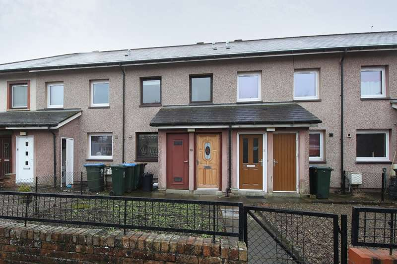 2 Bedrooms Terraced House for sale in Bowton Road, Kinross, Perthshire, KY13 8EQ