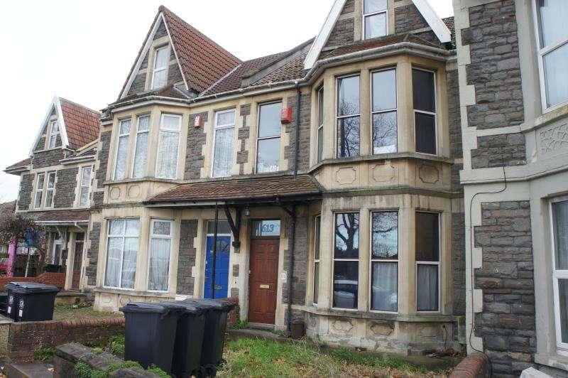 8 Bedrooms Terraced House for rent in Gloucester Road, Horfield, Bristol, BS7 0BJ